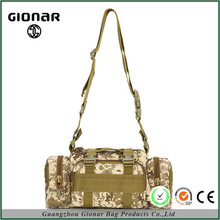 Magic Functional Waterproof Oxford Fabric 3P Outdoors Military Camo Duffle Motorcycle Bike Bag
