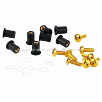 Windscreen Bolt Kit Windshield screw kit