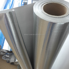 pe woven laminate reflective aluminum sheet
