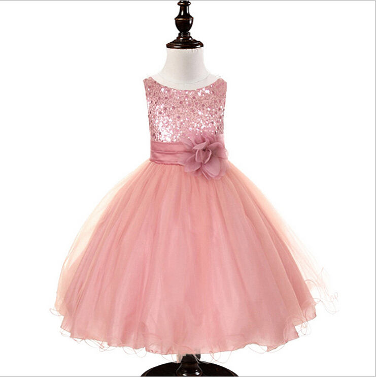 3 To 10 Year Old Girls Fancy Christmas Party Dress - Buy Party Dress ...