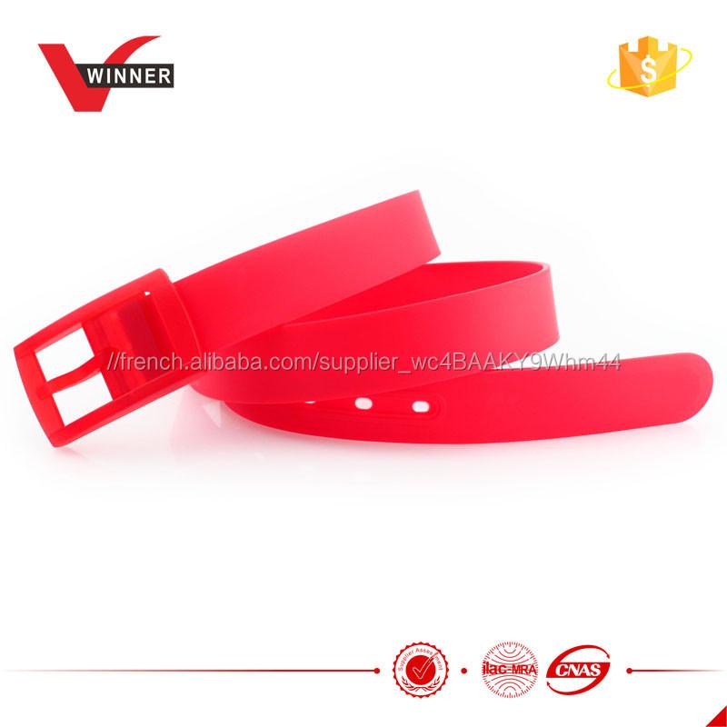 livraison gratuite b3ce5 45902 Couleur en mode ceinture arc-en-plastique ceintures ...