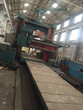 Used Gantry Type Milling Machine Made in Russia