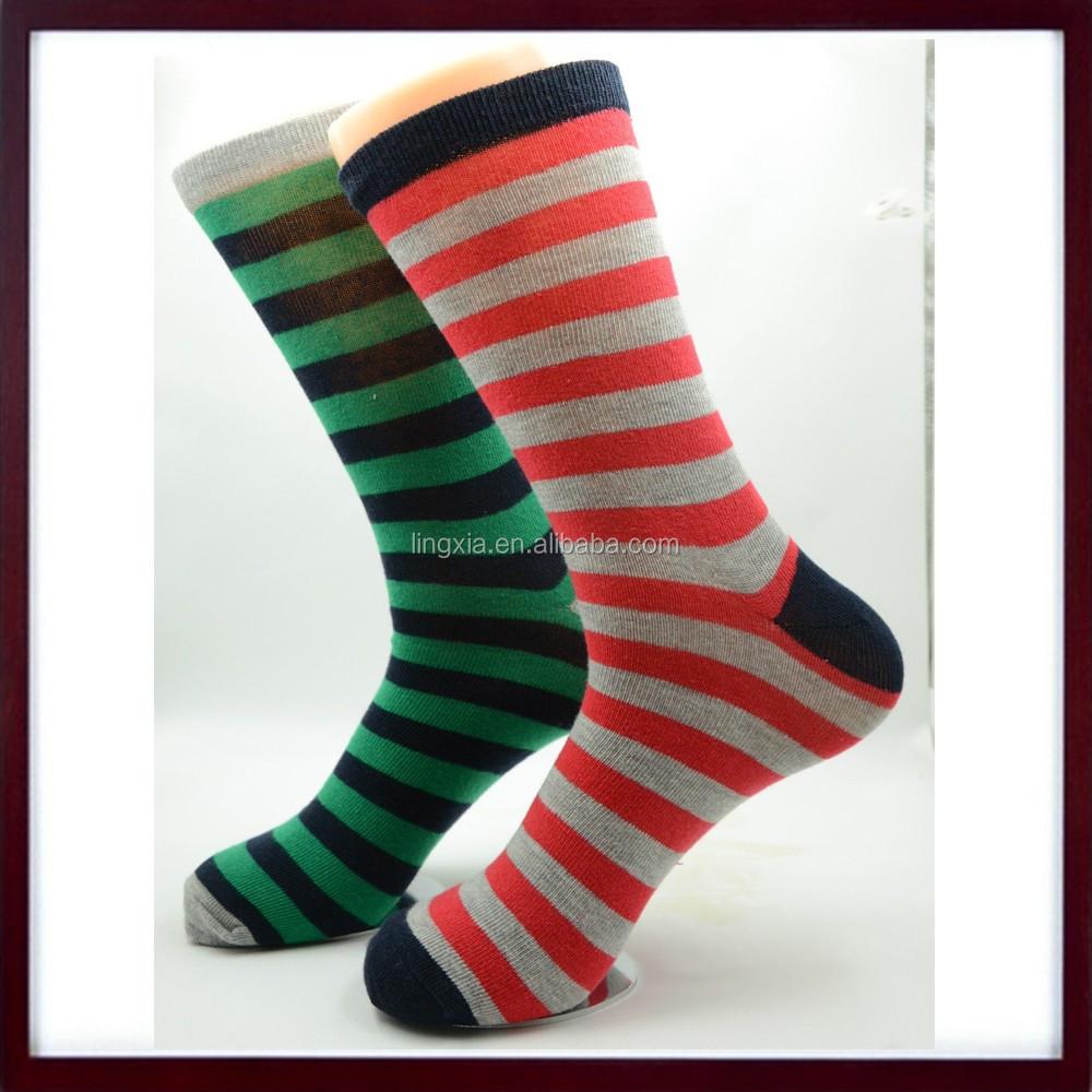 light up christmas socks design your own cotton knitting dress socks bulk wholesale stripe men - Light Up Christmas Socks