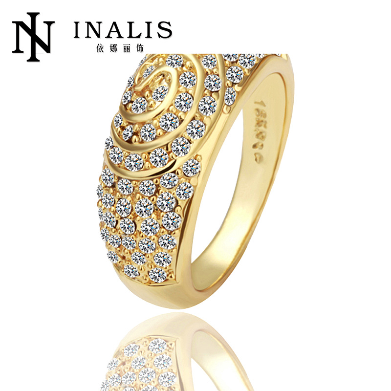 Handmade Unique Design Stylish Gold Ring R070 - Buy Gold Ring,Gold ...