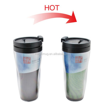 Plastic Travel Coffee Mugs