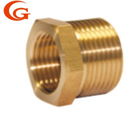 Brass fitting bushing male female Connectors/Connections/Pipe Fitting OEM