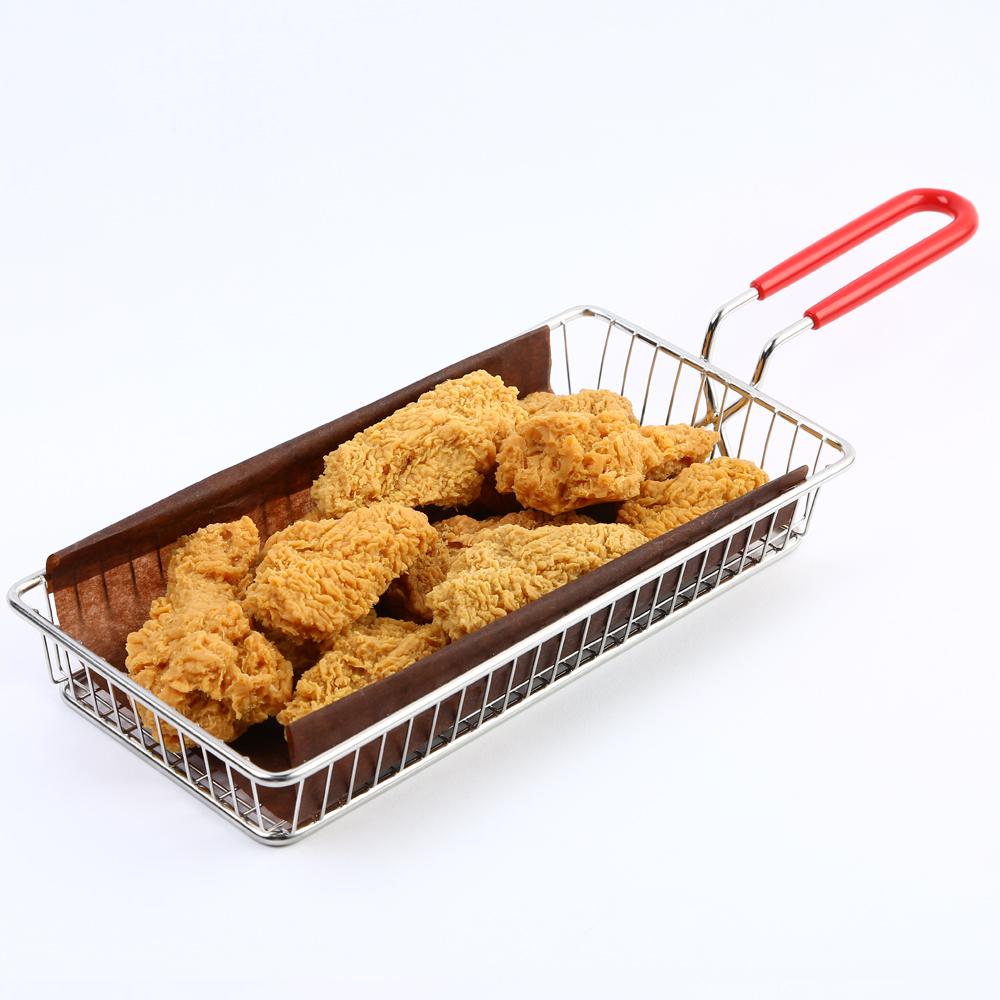 Fritözde Tavuk Nasıl Kızartılır