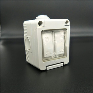 IP55 marine light switch lighted rocker switch electrical switches