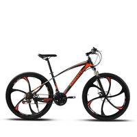 Jack Low MOQ man bicycle / wholesale cheap price bicycle mountain bikes / 24 Speed Suspension BMX bike from China