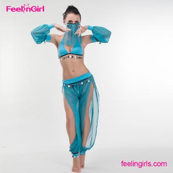 dance Arab veil belly