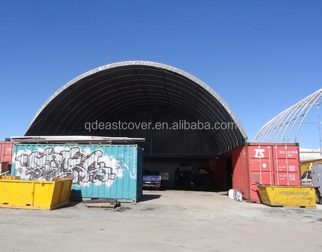 W40'xL59' outdoor water-proof shelter container roof