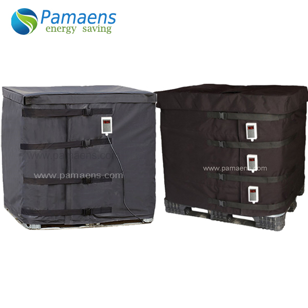 Customized Waterproof IBC Tote Flexible Heating Jackets