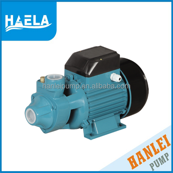 taizhou hanlei 0.75HP electric QB70 VORTEX india pump mark ii