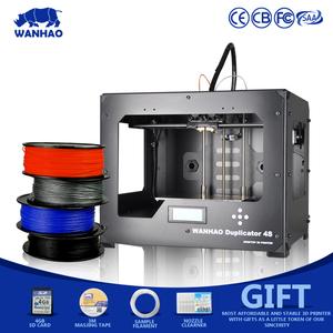 Wanhao 3d printers duplicator 4S, printer 3d machine from wanhao factory directly made in China,rapid prototype printer