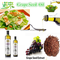 Grape Seed Oil Liquid Essential Oil Procyanidins Linoleic Acid Plant Extract