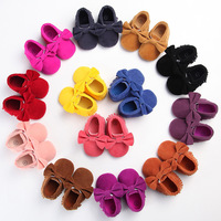High Quality Bowknot Multicolor Prewalker Baby Shoes 2017 New Fashion Best Price Shoes baby Girls/Boys