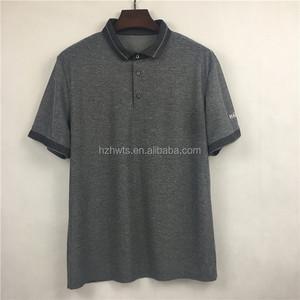 Eco friendly Popular OEM acetate fiber latest fashion polo shirt