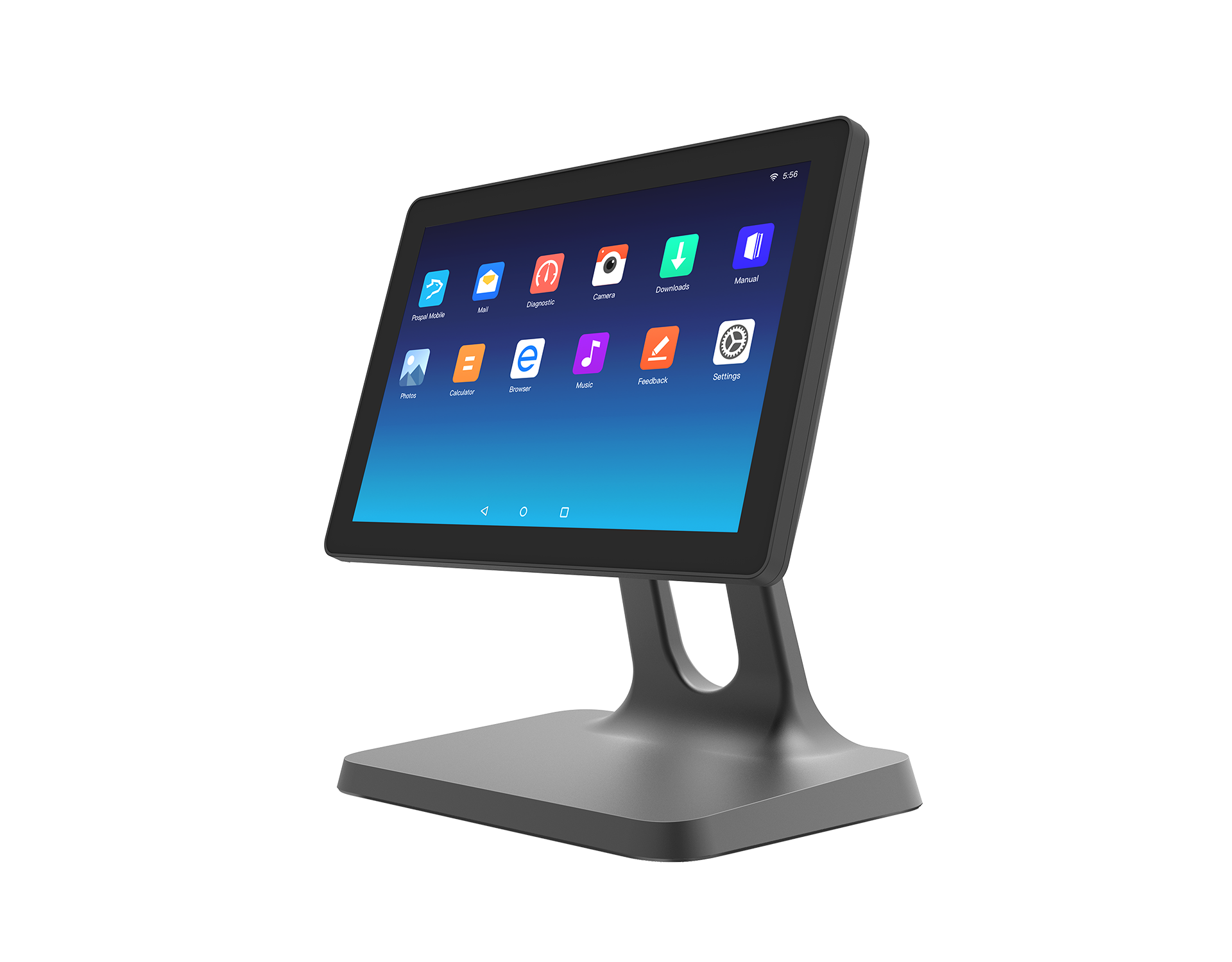 Point Of Sale All In One Billing Tablet Pos System Hardware Device Machine Android Pos Terminal