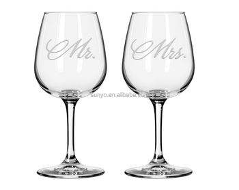 Hot Sale Slap Up Crystal Wine Glasses With Customized Logo
