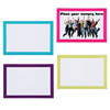 INTERWELL MG112 Refrigerator Magnet Picture Frame, Wholesale Fridge Magnet Memory Photo Frame