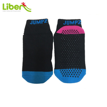 Custom made any size breathable trampoline china sock wholesale