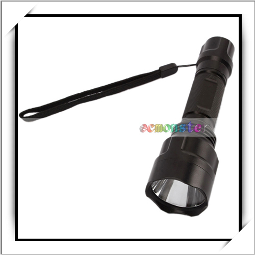 G4-MCU 5W 400 Lumens Best LED Light Flashlight Waterproof with Strap
