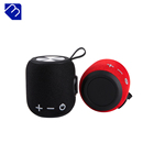 Bluetooth Speaker Rechargeable Bluetooth Unique Design Speakers IPX7 Waterproof Mini Portable Heavy Bass Bluetooth 5.0 Wireless Speaker Built In 1800ma Rechargeable Battery