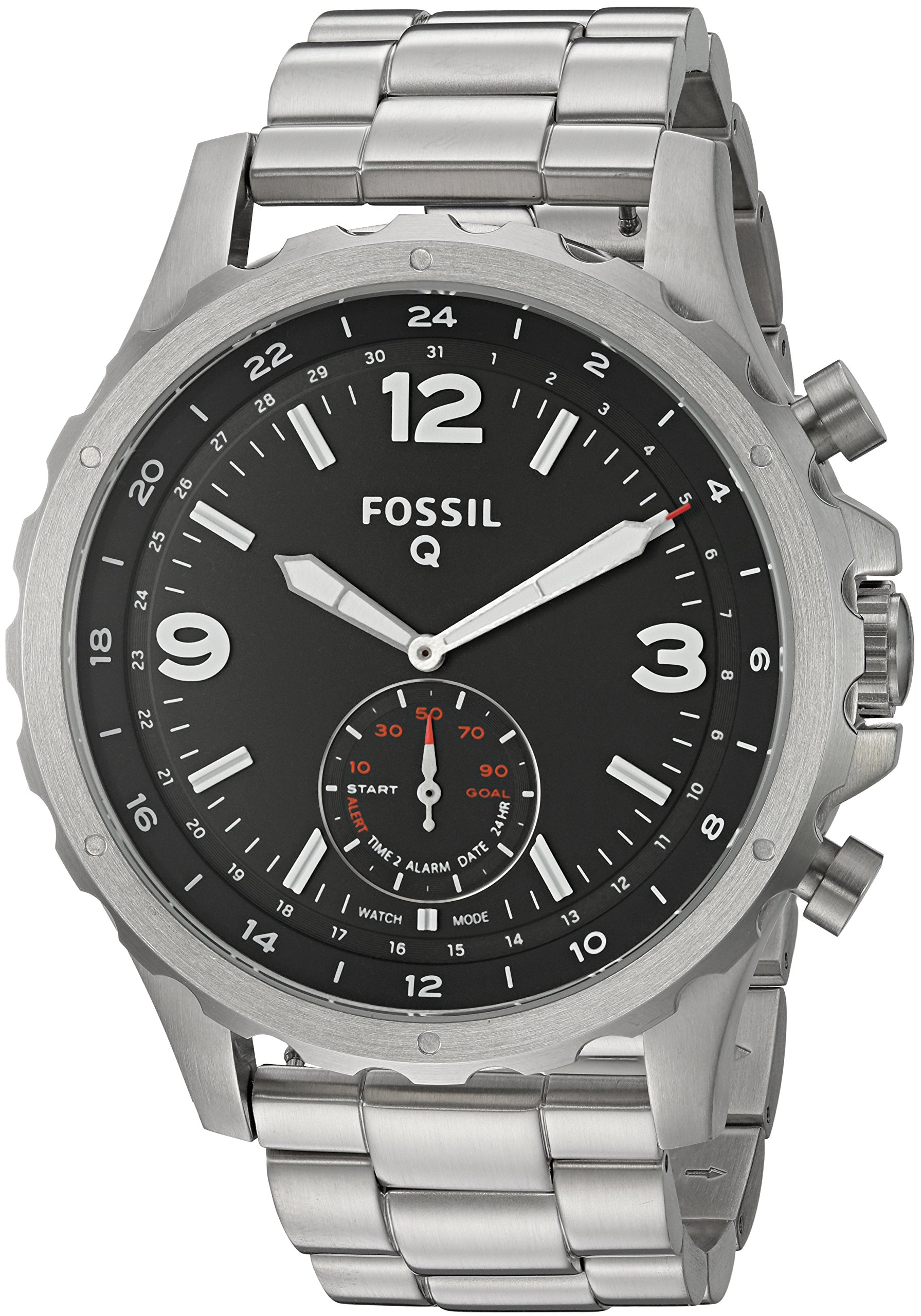 Cheap Fossil Steel Find Deals On Line At Alibabacom Es3590 Stella Multifunction Rose Tone Stainless Watch Get Quotations Hybrid Smartwatch Q Nate