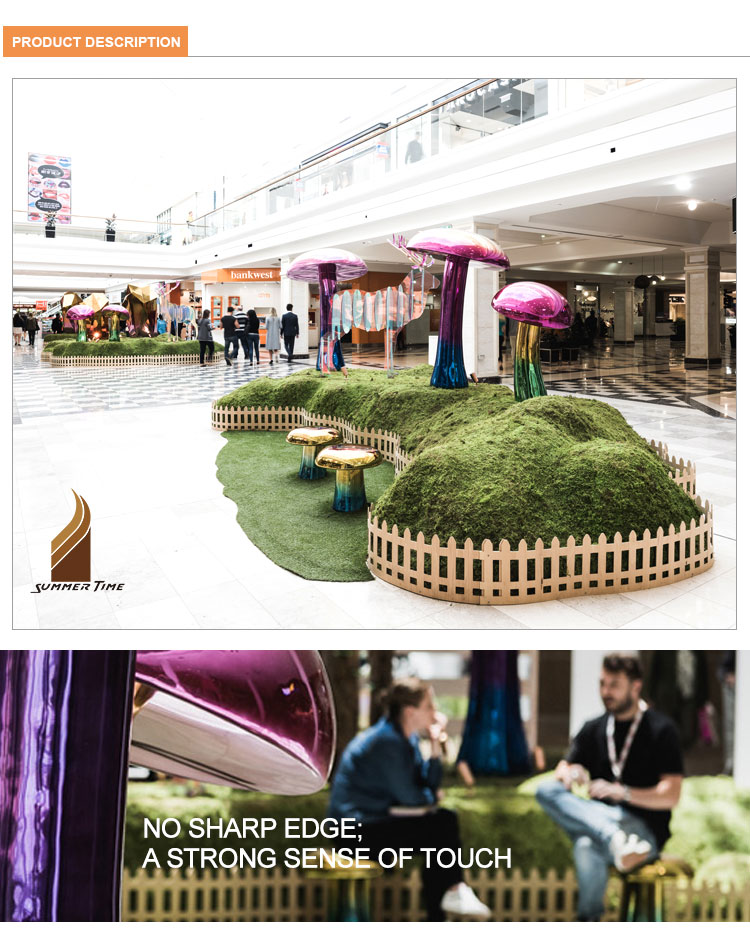 2019 christmas decoration sculptures in shopping mall Australia