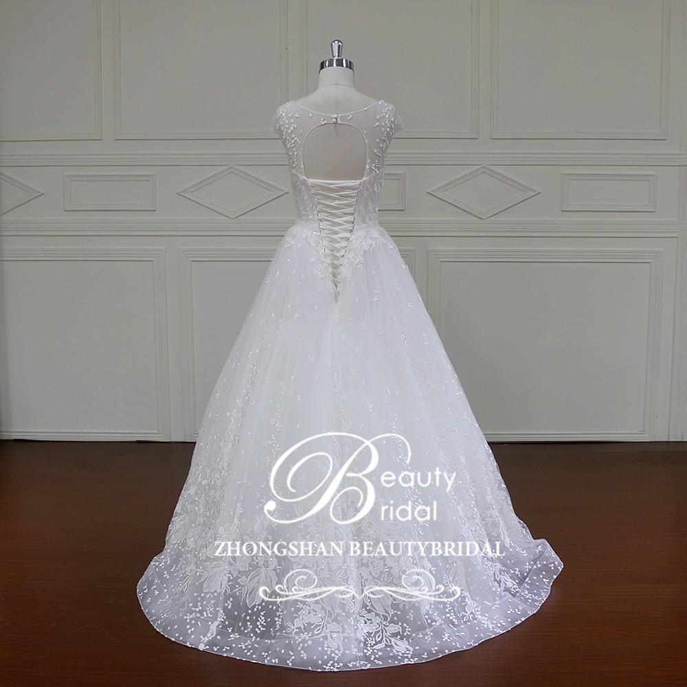 Xf16033 elegant wedding gown rental china guangzhou for Guangzhou wedding dress market