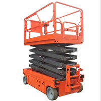 Airports, Stations And Docks, Cargo Handling And Lifting Electric Scissor Lift