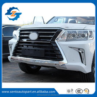 High Quality Best Selling LX570 type Front + Rear Body Kit for Land Cruiser 2016