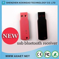 USB Bluetooth 3.5mm Audio Music Receiver Adapter for Speaker