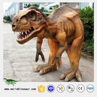 Newly Developed Simulation Dinosaur Cosplay Costume