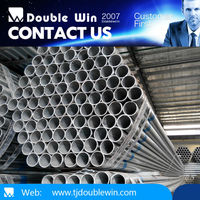Q235 oil well tubing pipes/galvanized steel pipe/galvanized steel rectangular pipe