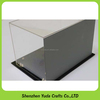 Beautiful design transparent large counter acrylic square basketball display box