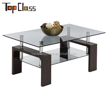 High Quality Glass Elephant Coffee Table For Office,Cheap Coffee ...