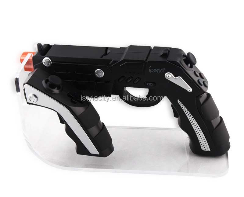 Video Game Accessories Light Shooting Gun For Cellphone iPad TV Box