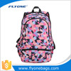 Fashion Wholesale 2017 Pink Cute Backpack For High School Girls