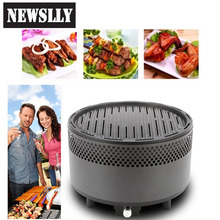 Smokeless Charcoal Korean Bbq Grill Indoor and out door