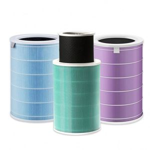 HEPA filter air purifier activated carbon air filter