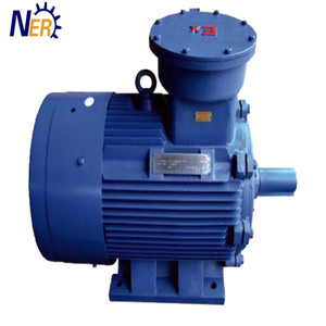 CE electric ac motor for pumps 4000rpm electrical motor