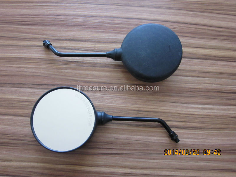 2014 china digital motorcycle spare parts side mirror cg125