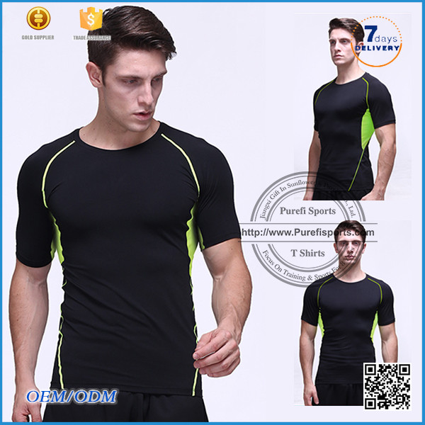 clothing in turkey mens O neck t shirts with OEM logo 2016 garment factories