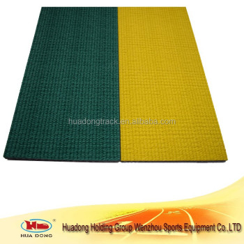 tennis court flooring synthetic surface materials in rolls