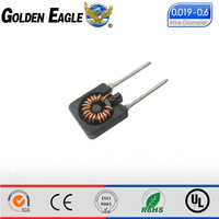Toroid Shield Inductor Coil Transformer for Electronic/Power Supply, with High Frequency, Low Loss