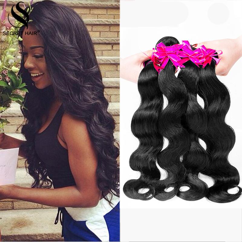 7A Brazilian Virgin Hair Brazilian Body Wave Cheap Brazilian Hair Weave Bundles 100 Human Hair Weaving