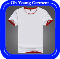Colorful urban clothing for man contrast color shirt men's clothing online shopping india
