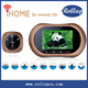 2.0mega pixel ihome3 exitec digital door viewer,digital door viewer,door viewer with 3.7inch HD TFT LCD