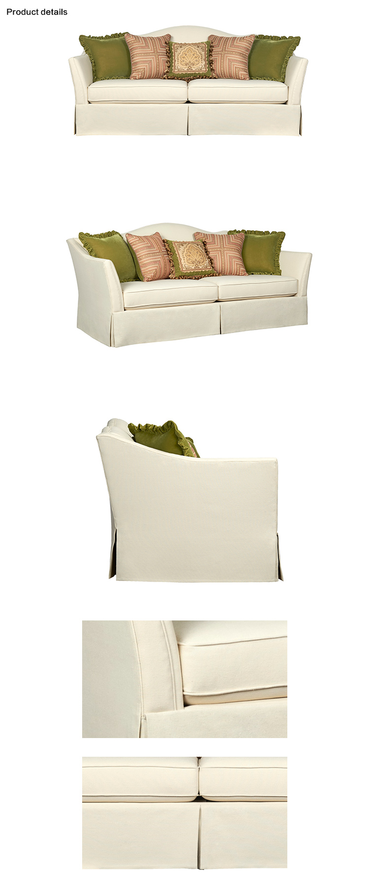 frame foam with cushions eei red loveseat pin waverunner wood